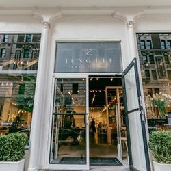 """<b>↑</b> Take that inspiration over to <a href="""" https://jungleeny.com/""""><b>Jung Lee</b></a> (25 West 29th Street), the eponymous home design store from the revered event planner. While there are plenty of splurges here, you can also spend $100 or less an"""