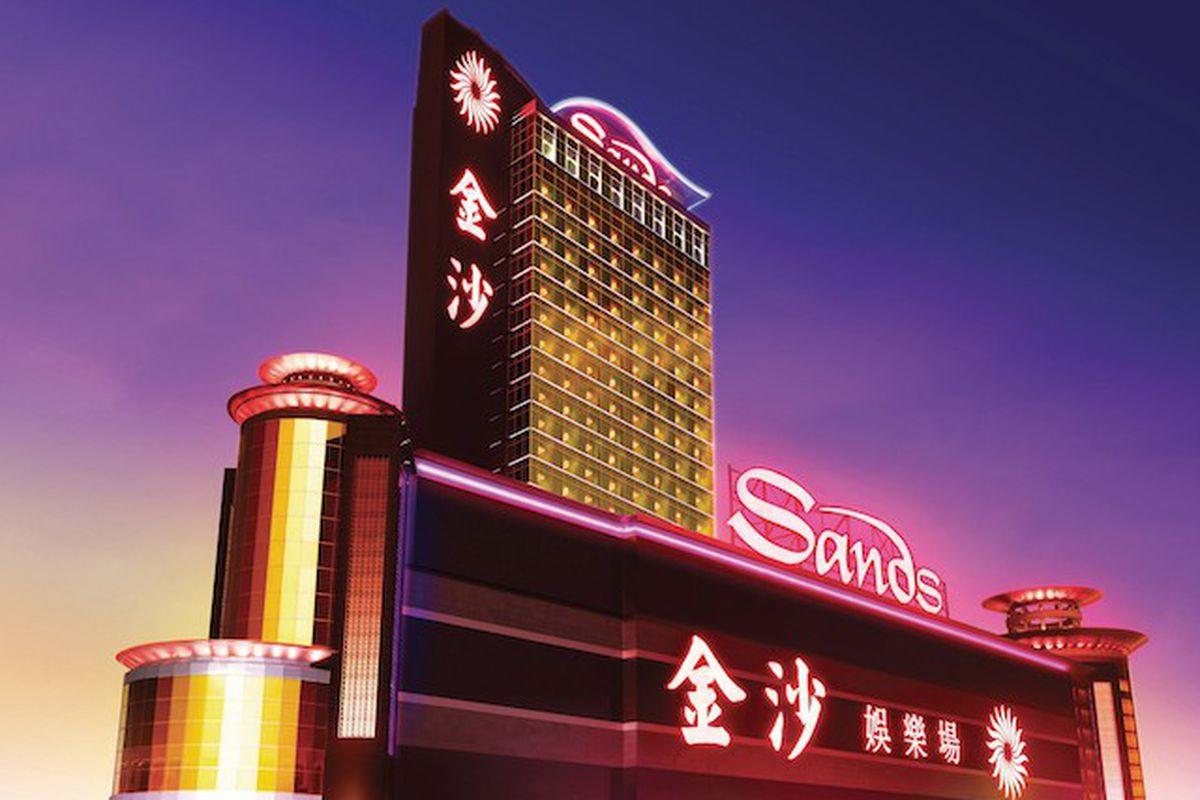 sands casino (sands)