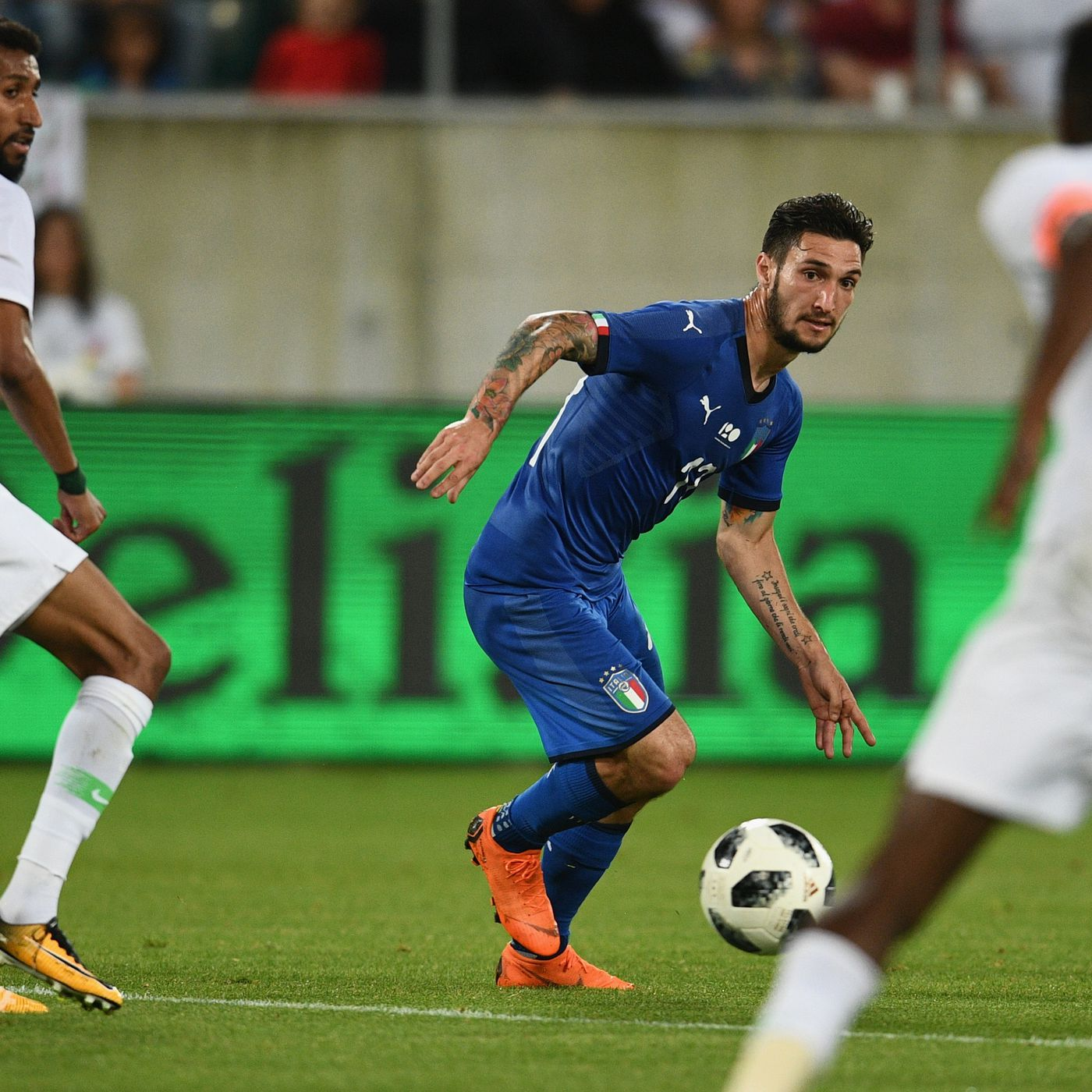 Does Matteo Politano add to Inter Milan? - Serpents of Madonnina