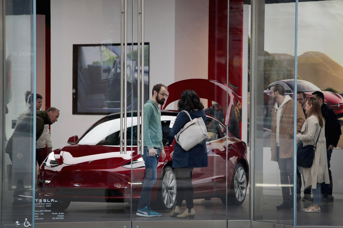 Nearly A Quarter Of Tesla S Model 3 Reservation Deposits In The U Have Supposedly Been Refunded