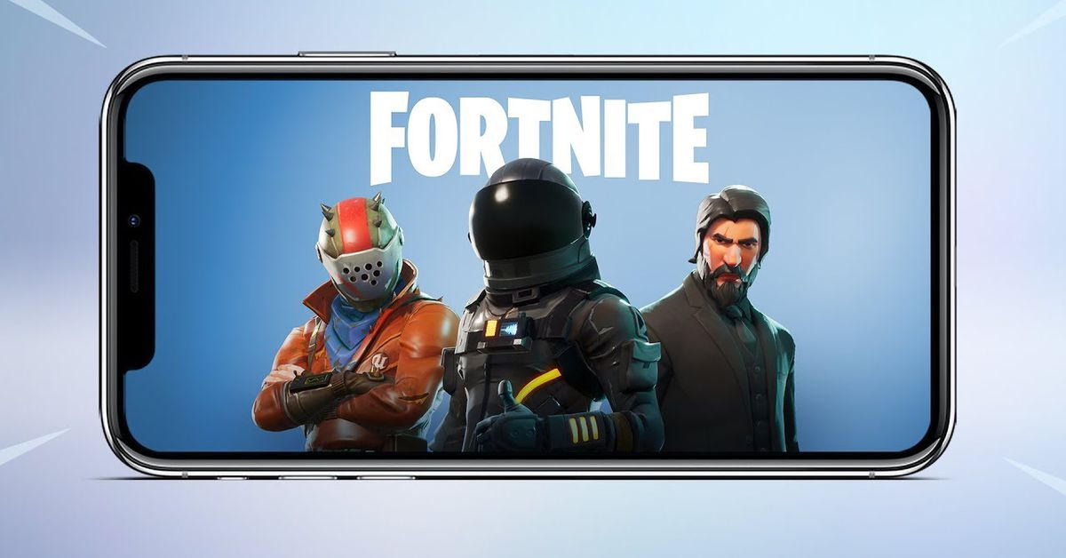 Fortnite mobile invites are going out now