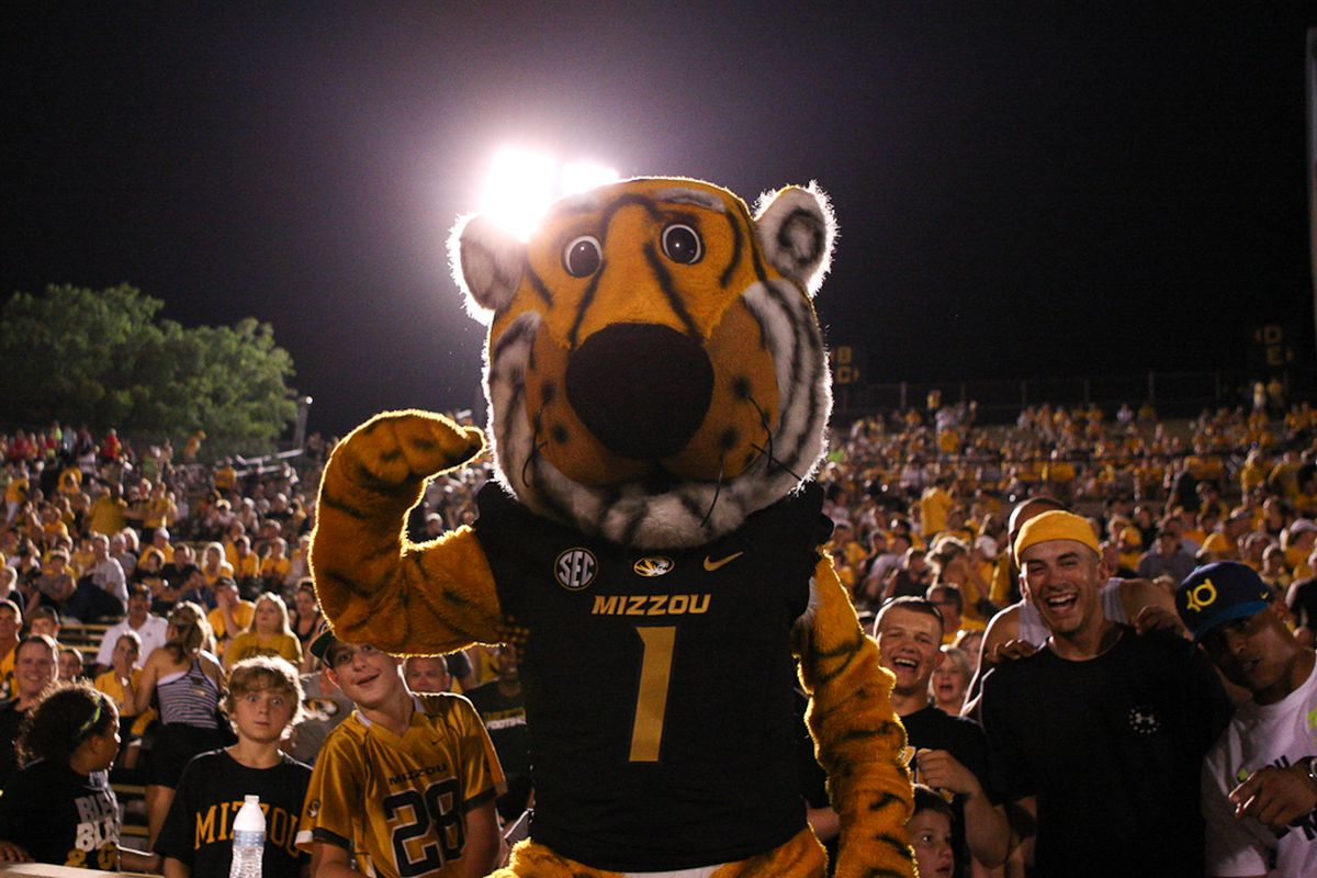 Missouri 58, Murray State 14: Your Bill Carter Photo Gallery