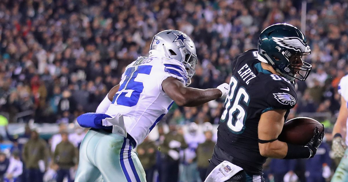Cowboys vs. Eagles: Five things to watch including stopping Zach Ertz and Cowboys passing game