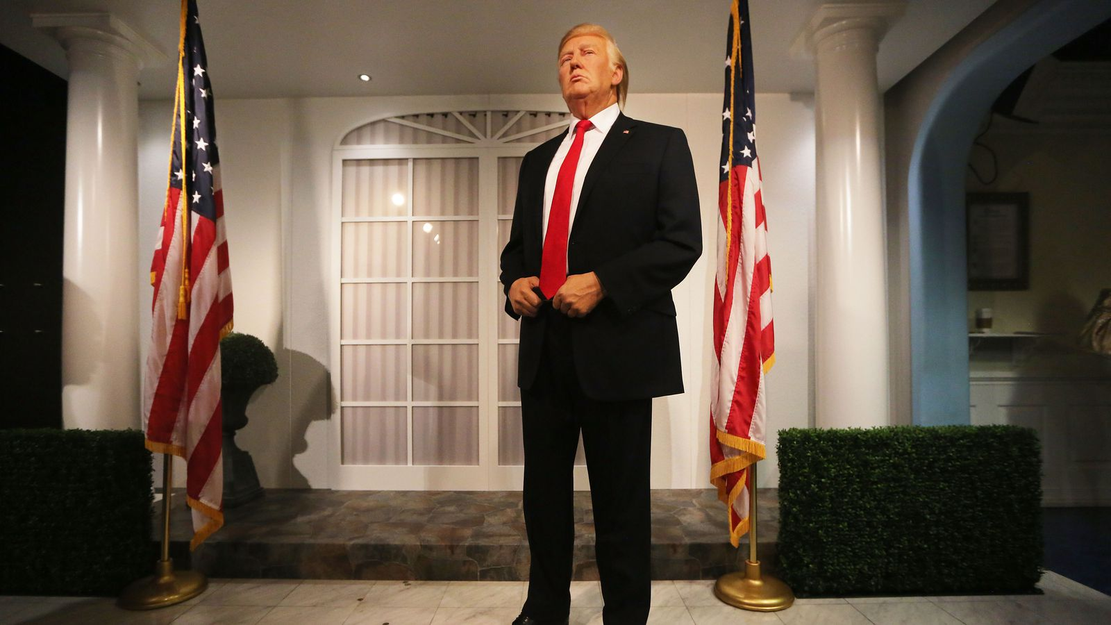 Donald trump s wax figure what to expect curbed dc