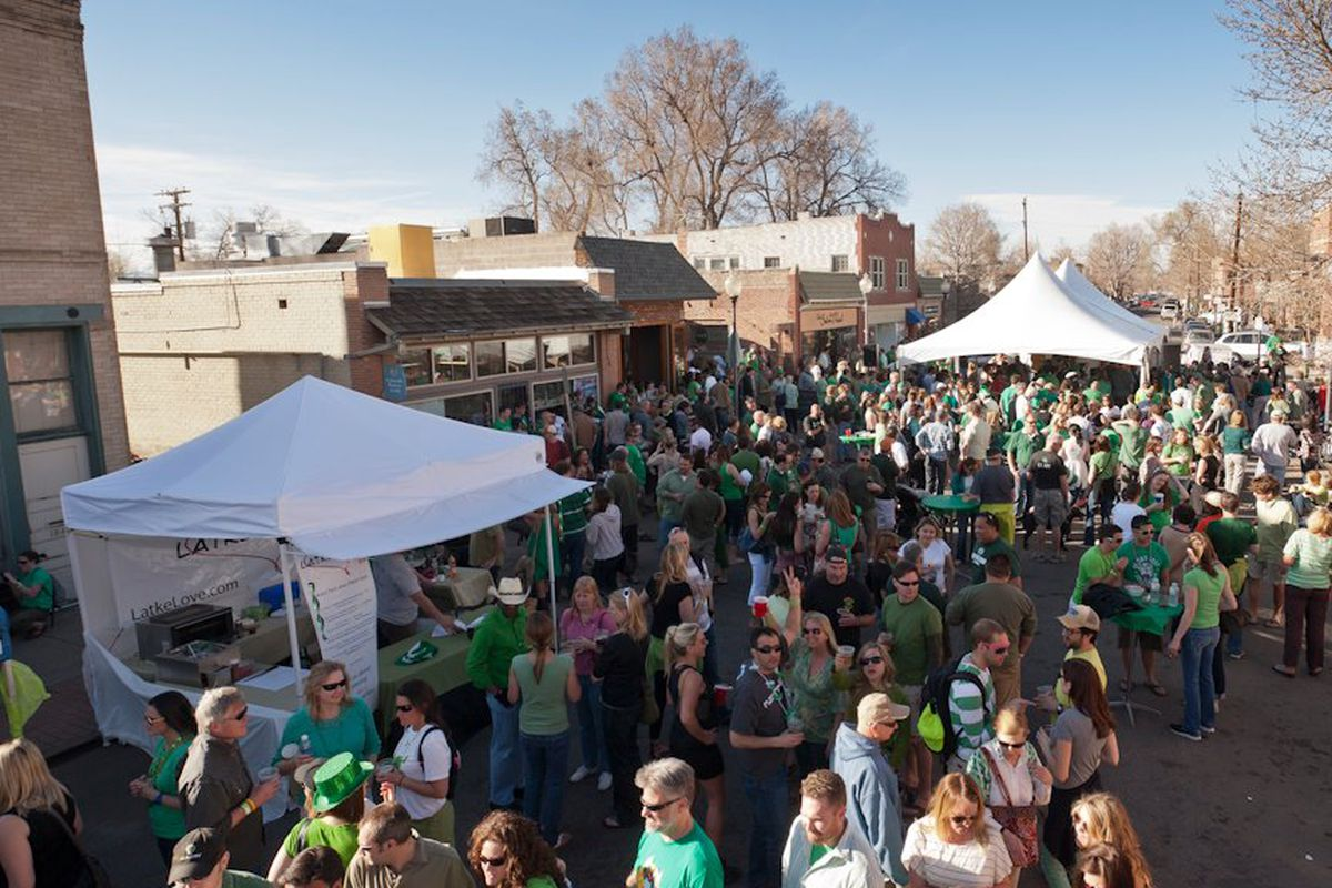 Paddy's on Pearl 2013