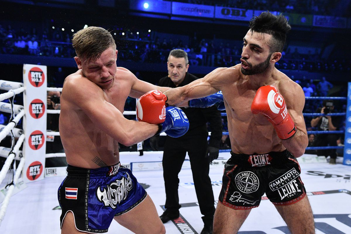 bellator kickboxing 5 fight preview giorgio petrosyan in action