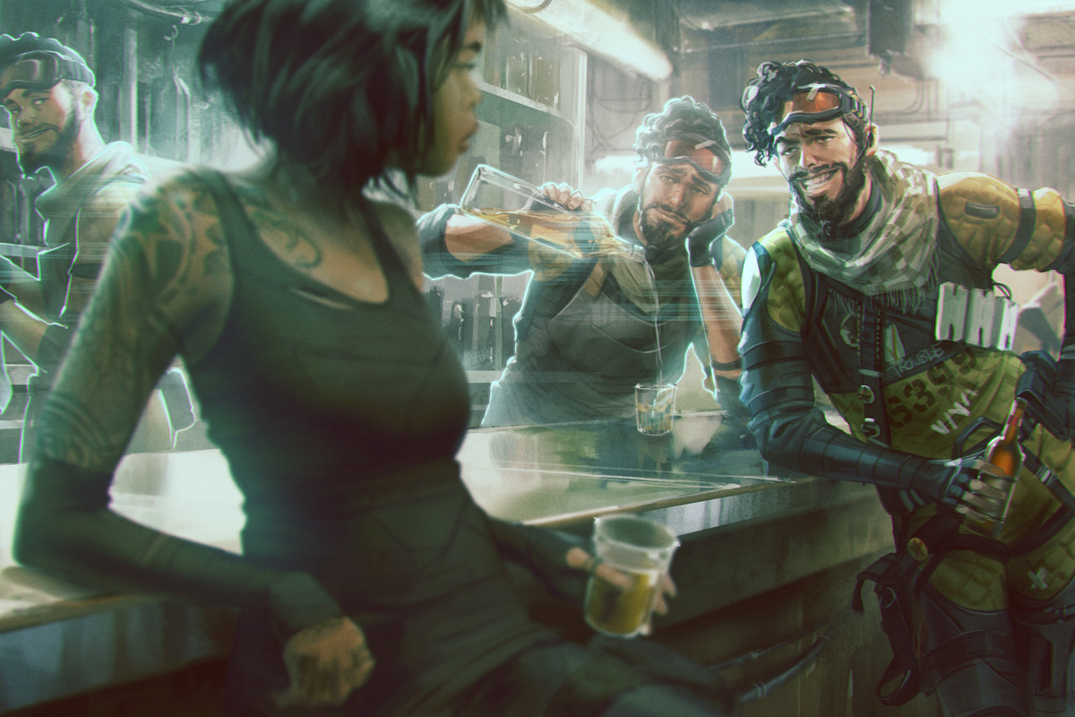 Apex Legends Players Think Its In Game Items Are Way Too