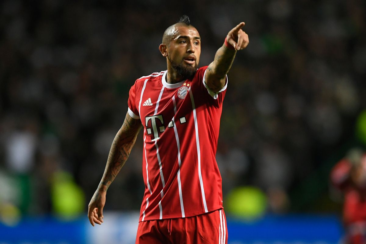 new arrival bad46 7e73b How Arturo Vidal will fit in at Barcelona - Barca Blaugranes