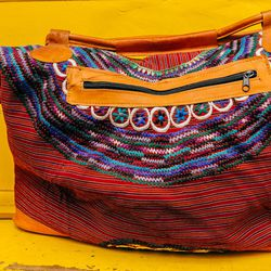 Estrella de Mar Weekender Bag, $250