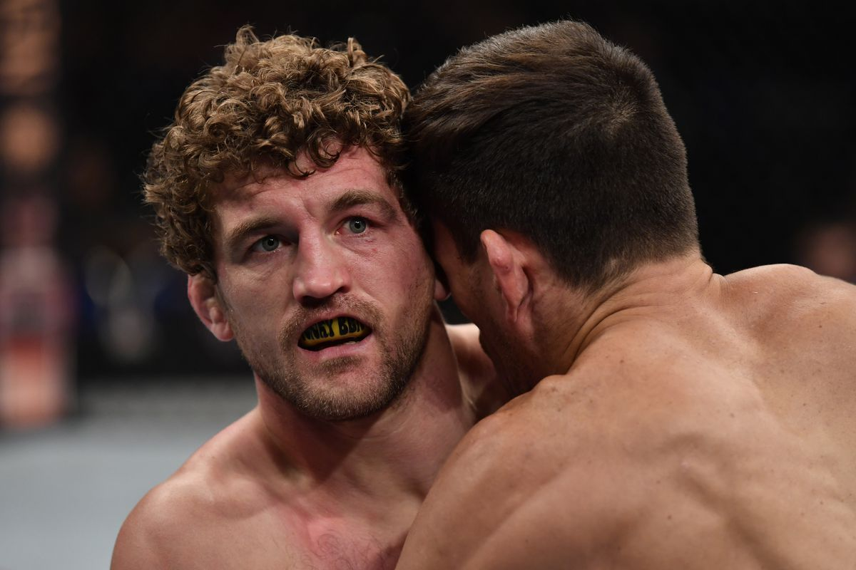 UFC Fight Night: Maia v Askren