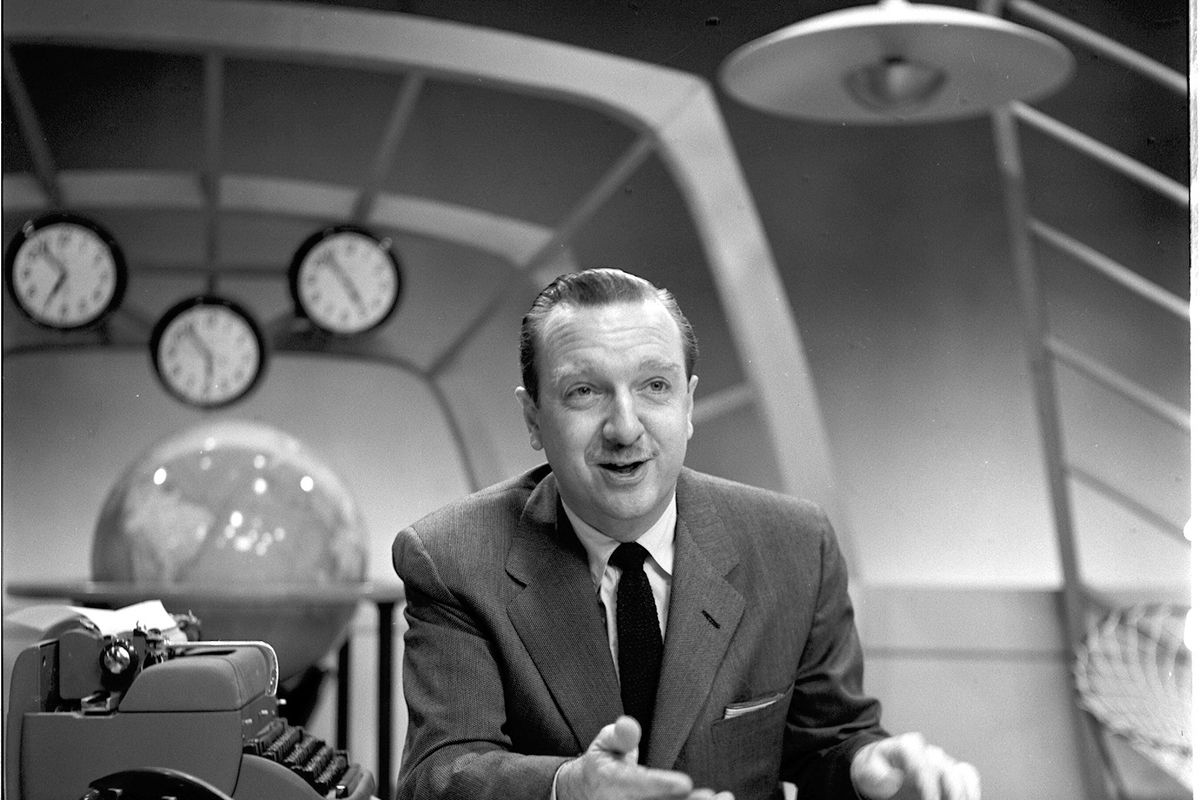 Walter Cronkite On 'The Morning Show'