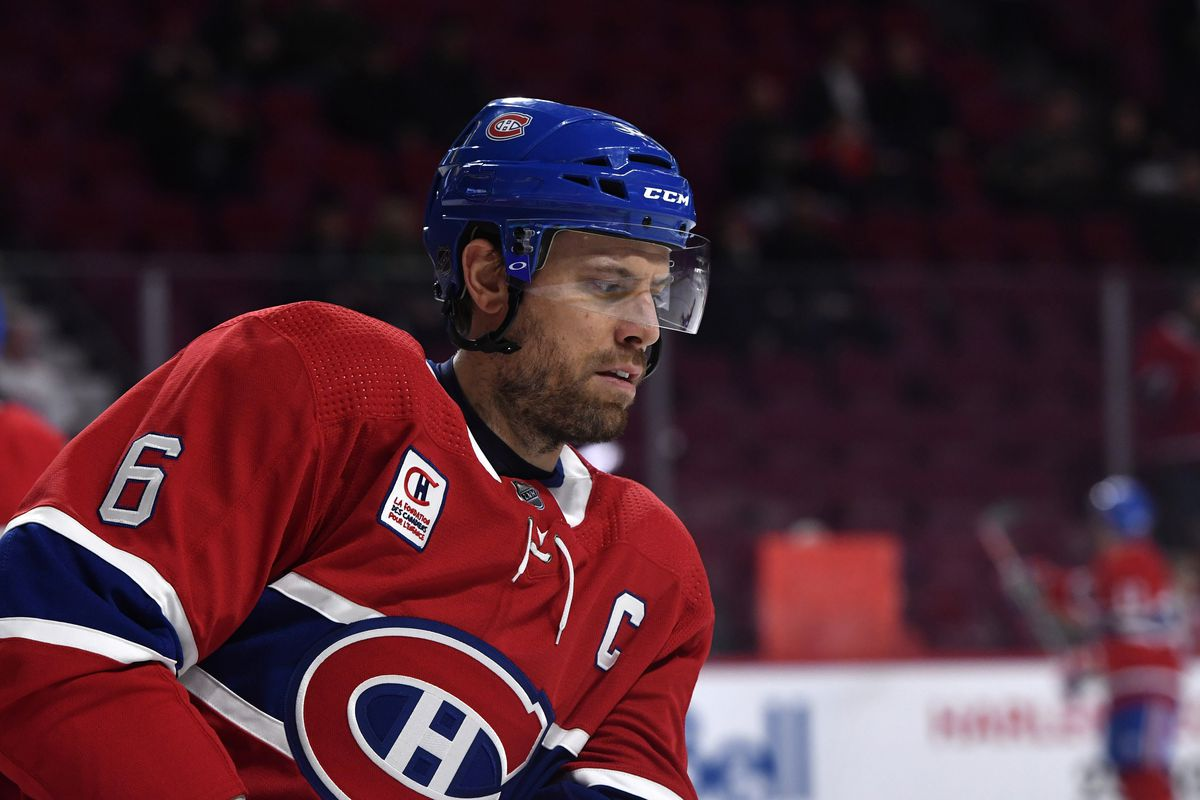 Habs Headlines  Shea Weber is still a Man Mountain on the blue line ... 8c047452ff3