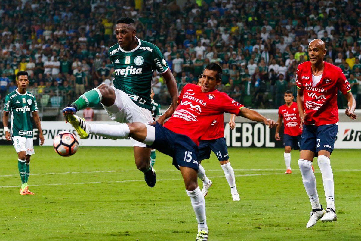 Palmeiras v Jorge Wiltersmann - Copa Bridgestone Libertadores 2017