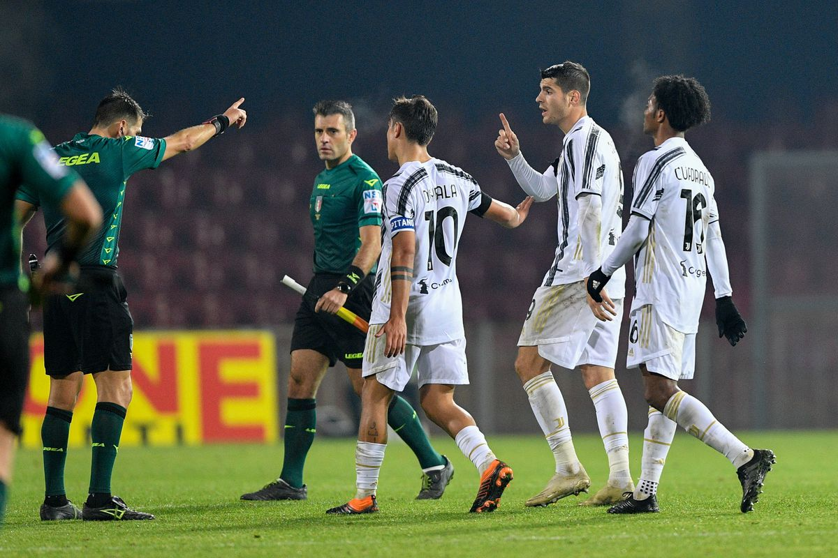 Juve drop more points away from home in draw with Benevento - Black & White  & Read All Over