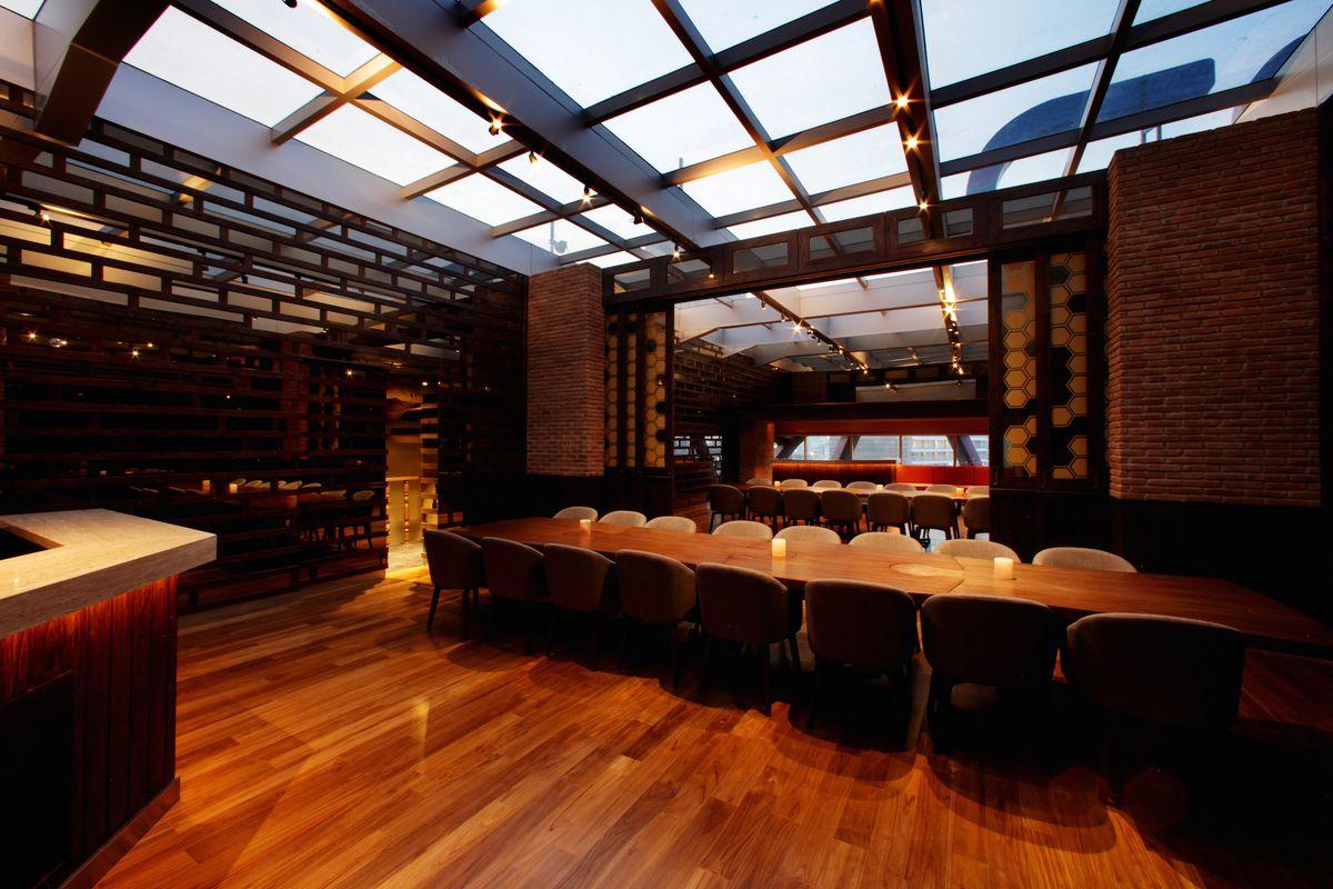 Akria Back Restaurant in Jakarta