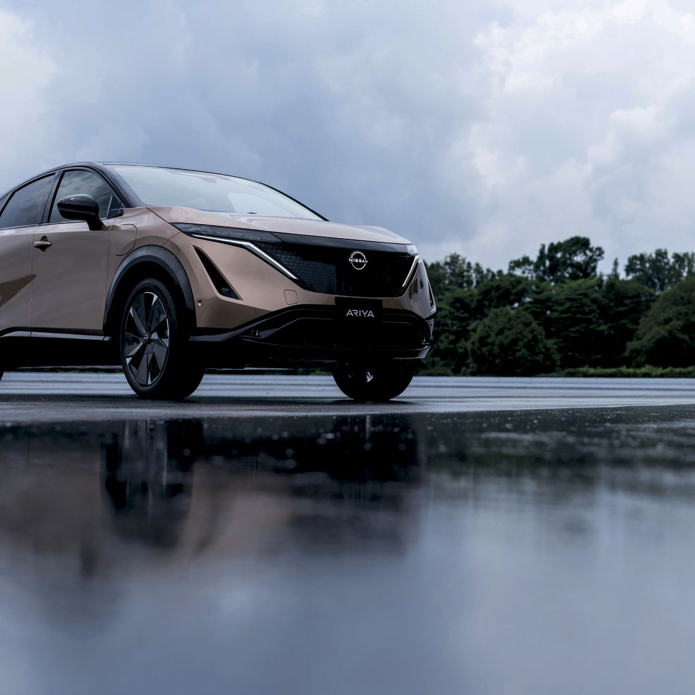 Nissan Reveals 40 000 Electric Suv Nissan Ariya To Arrive In 2021 Chicago Sun Times