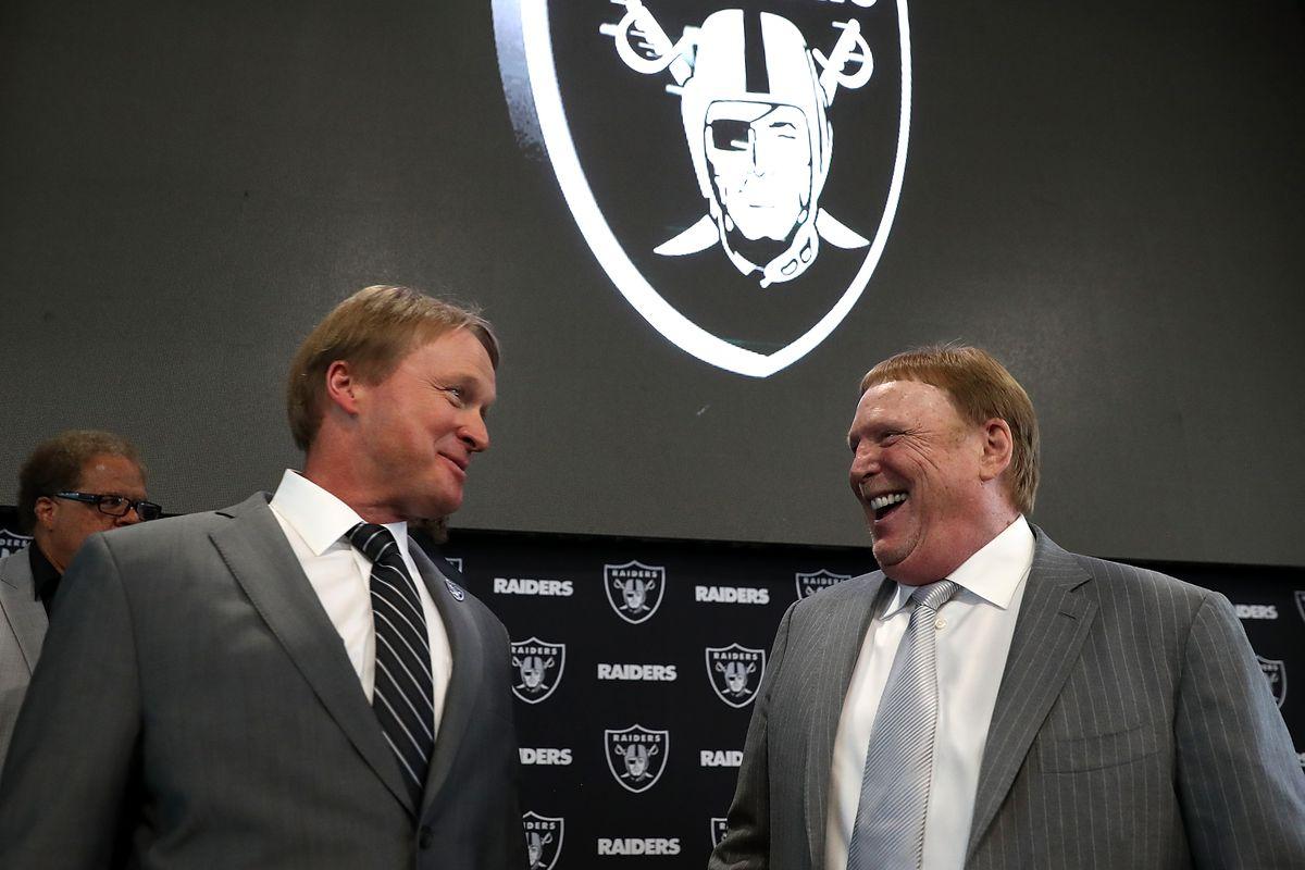 Oakland Raiders Introduce Jon Gruden