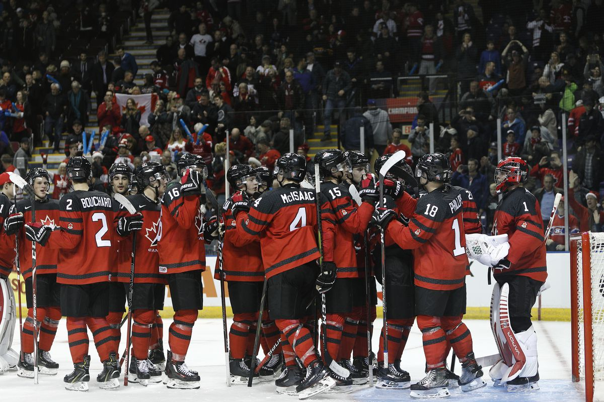 2019 World Junior Hockey Championship Team Canada Preview Roster