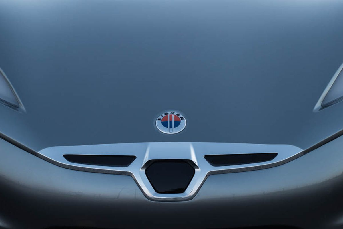 Fisker has released more images of its Tesla Model 3 rival