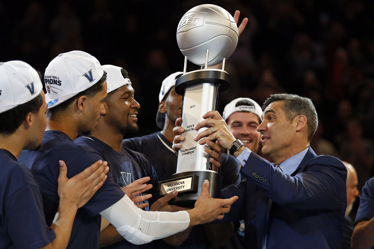 Villanova named No. 1 in Big East preseason coaches' poll - VU Hoops