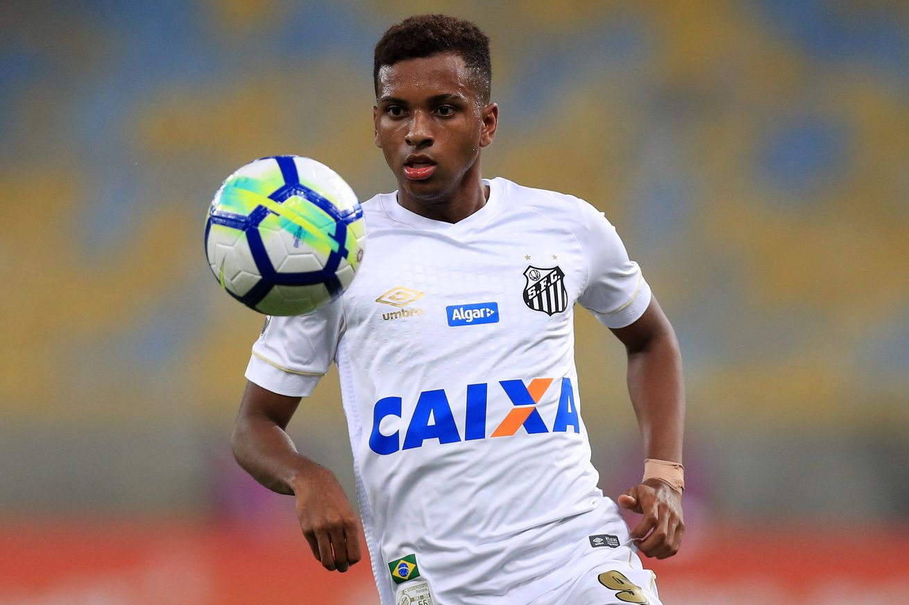 Rodrygo: ?I must improve to be at the level of Real Madrid players?