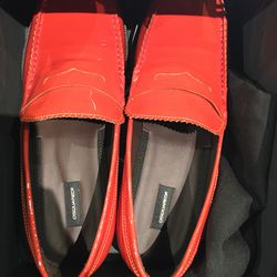 Flashy DSquared2 loafers, $275