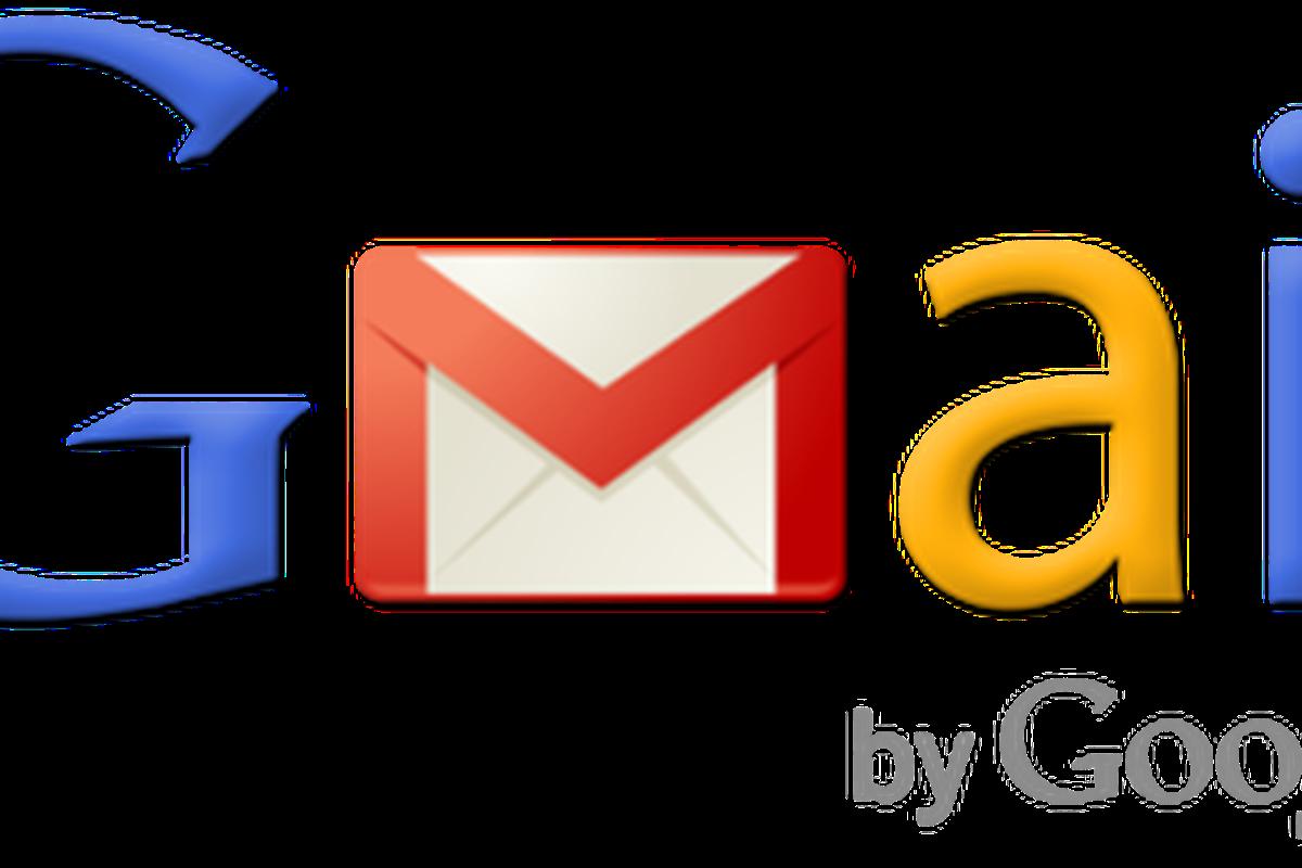 Old Gmail Logo