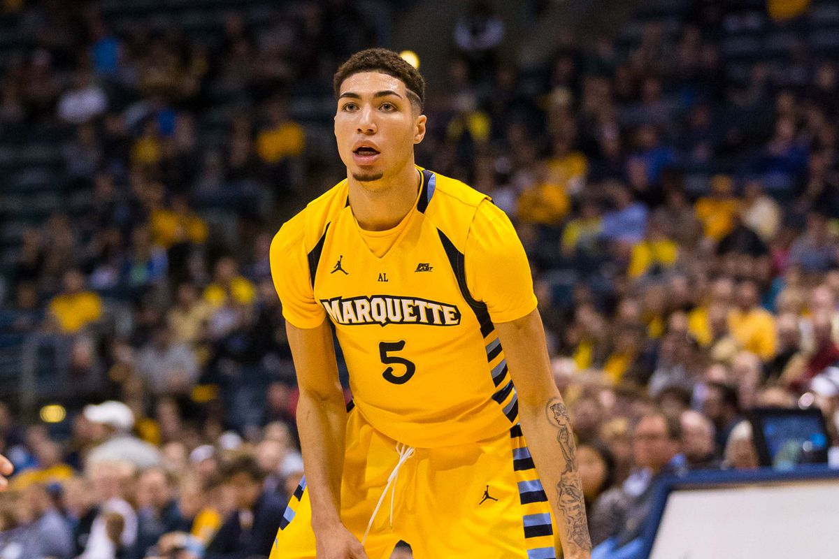 NCAA Basketball: Maine at Marquette