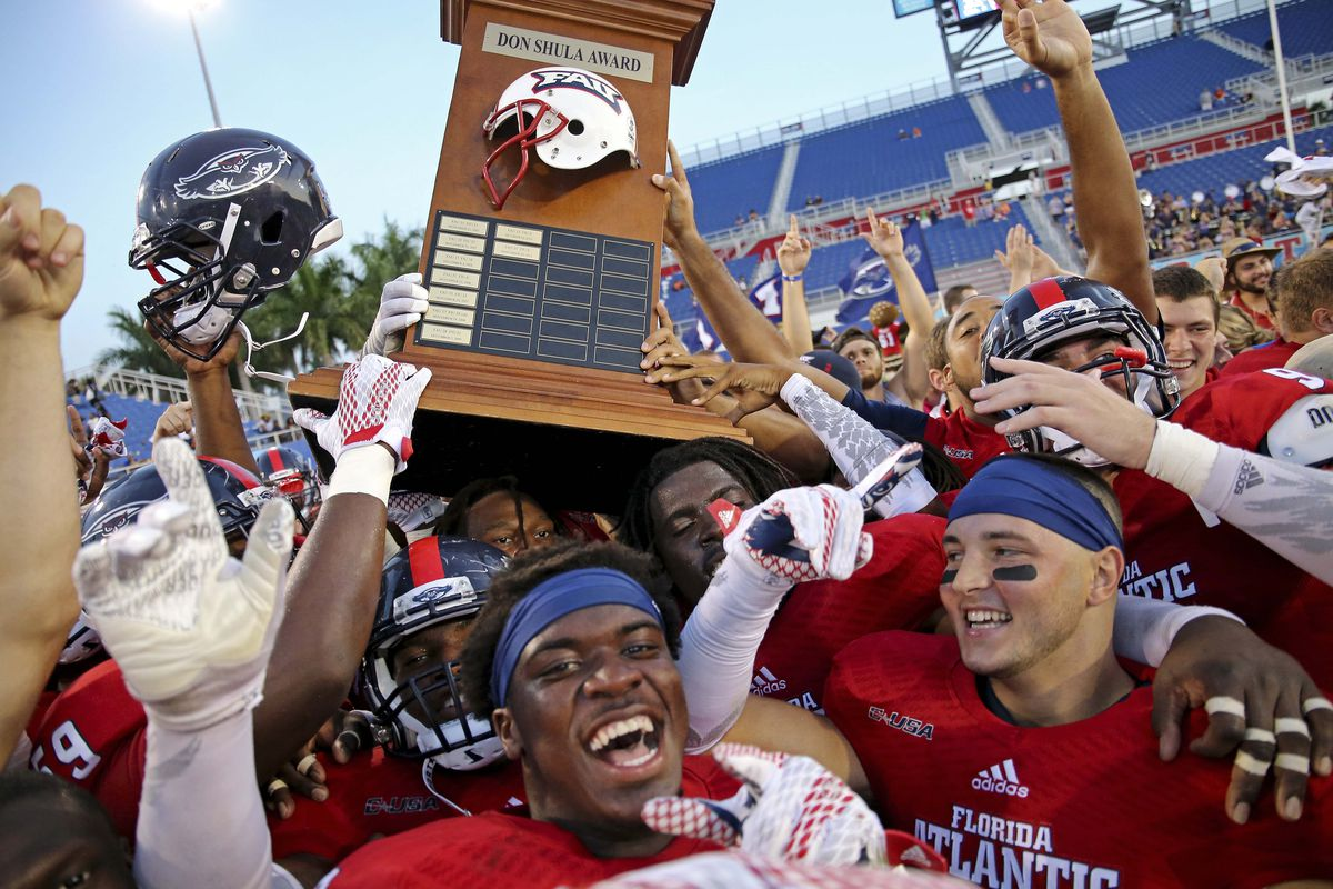 Will FAU end their home schedule with a second straight win?