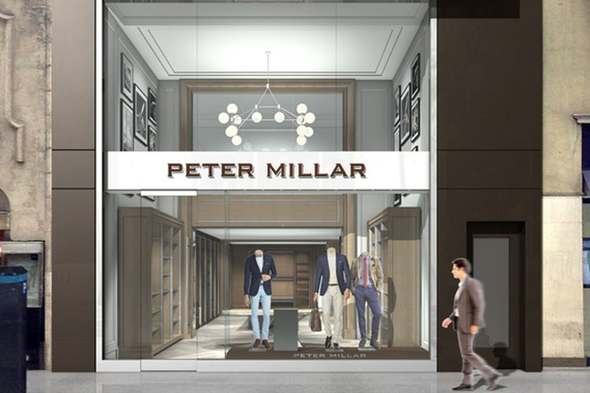 "Image: <a href=""http://www.wwd.com/menswear-news/clothing-furnishings/peter-millar-new-york-store-opening-saturday-8016862"">WWD</a>"