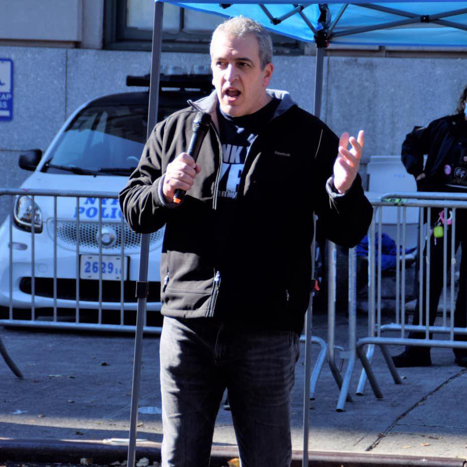 Bill Pepitone is running for mayor.