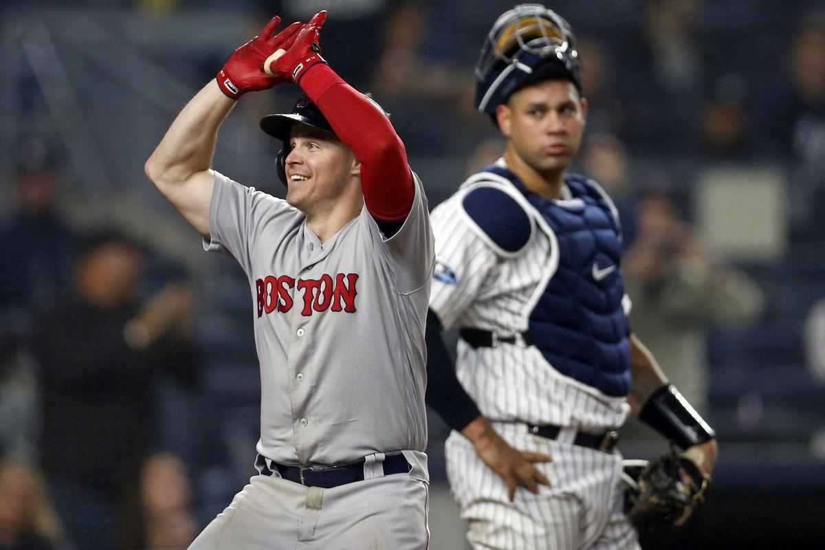 2018 American League Division Series: Red Sox vs  Yankees Game 4, 7