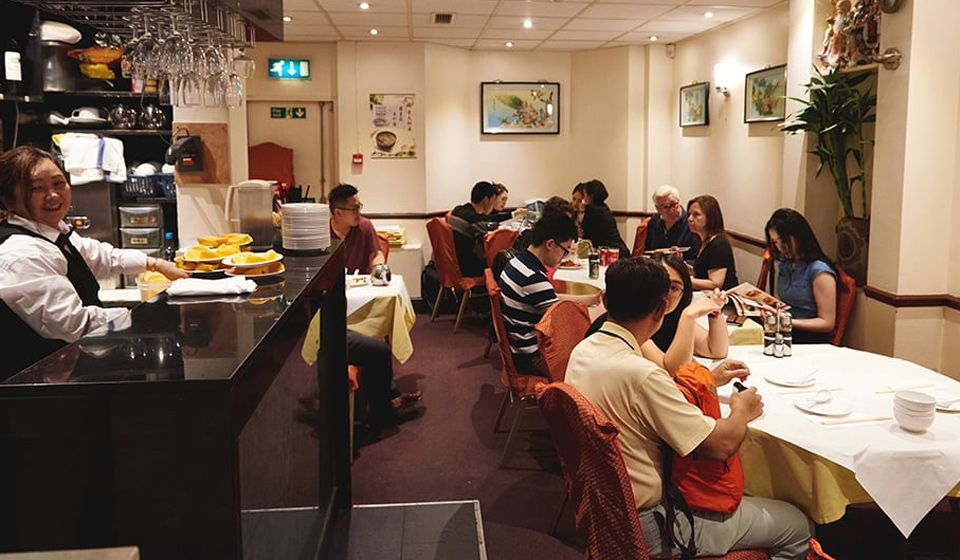 Best restaurants in Chinatown London: Four Seasons