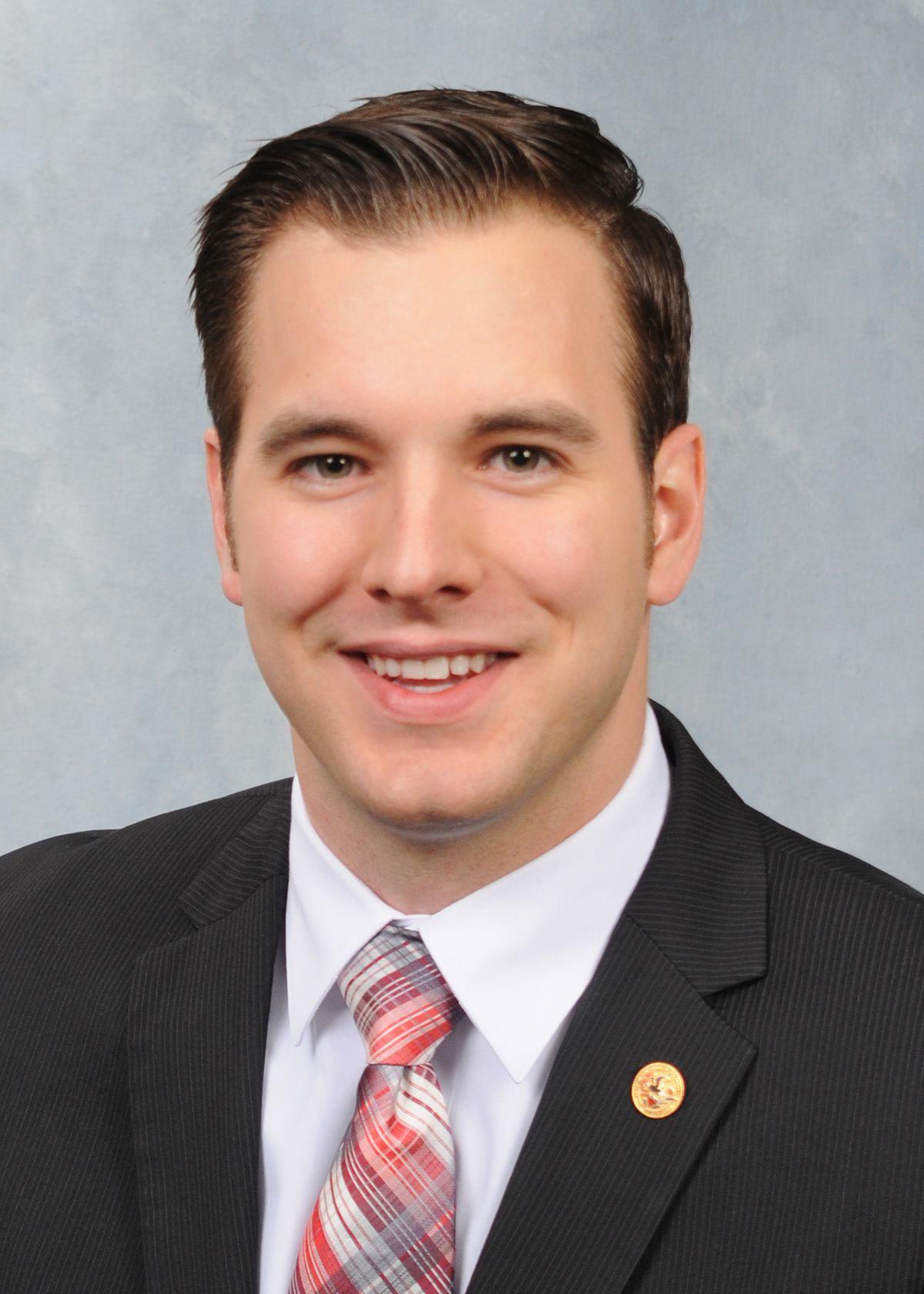 State Rep. David Welter, R-Morris