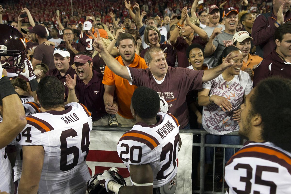 Hokie fans have a lot to celebrate after this weekend.