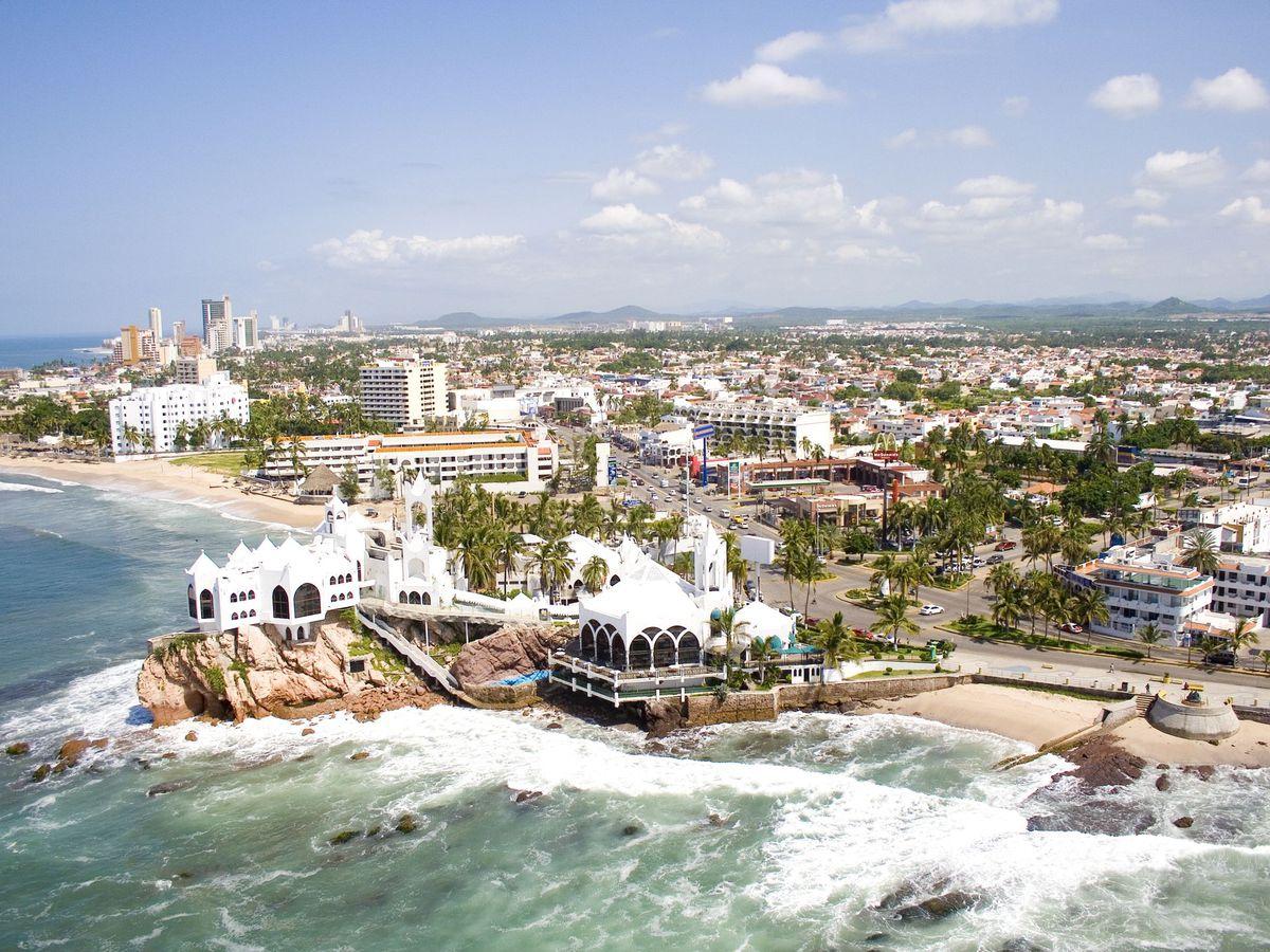 Mazatlán's most modern resorts can be found in the Golden Zone. | Courtesy Mazatlán Tourism Board