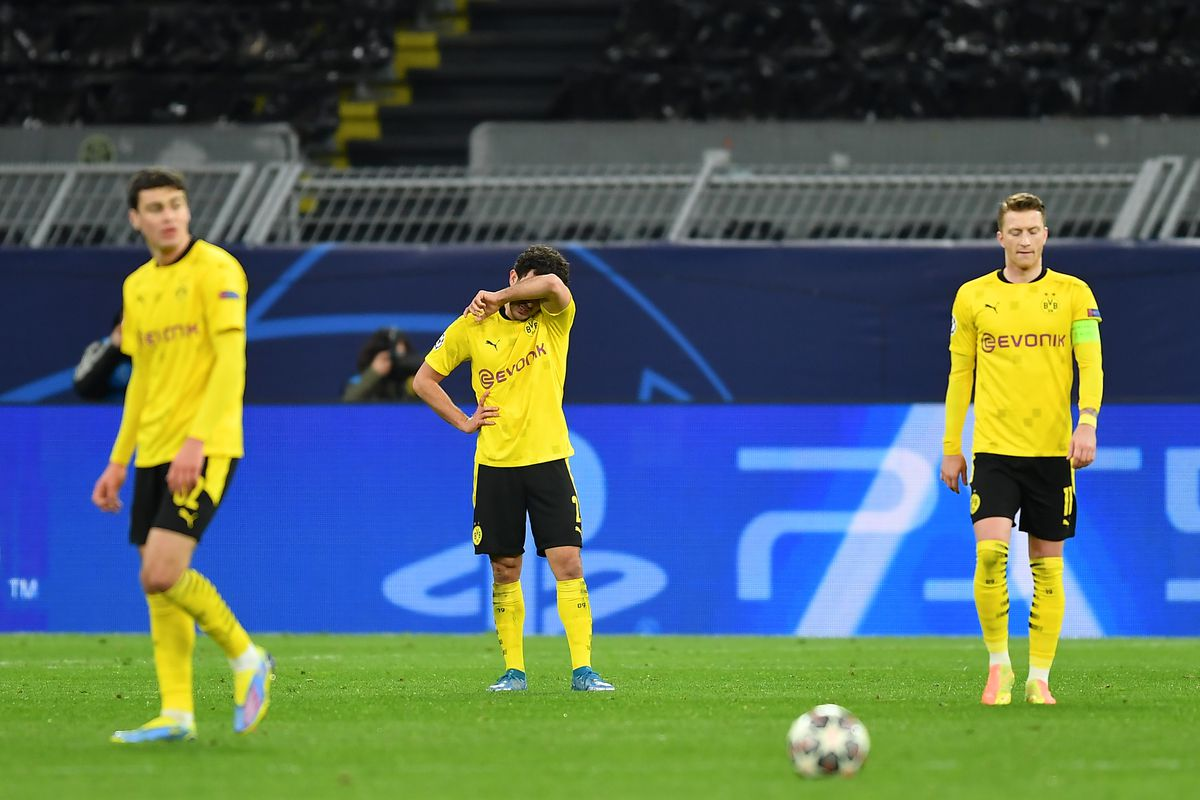 Three Observations from BVB's Depressing Defeat to Manchester City in the  Champions League - Fear The Wall