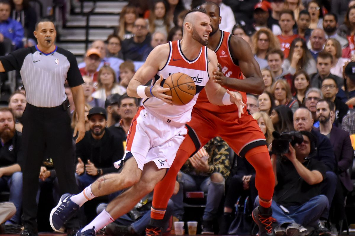 c8bf2f23b1ef The Raptors head to D.C. to take on the Wall-less Wizards  Preview ...