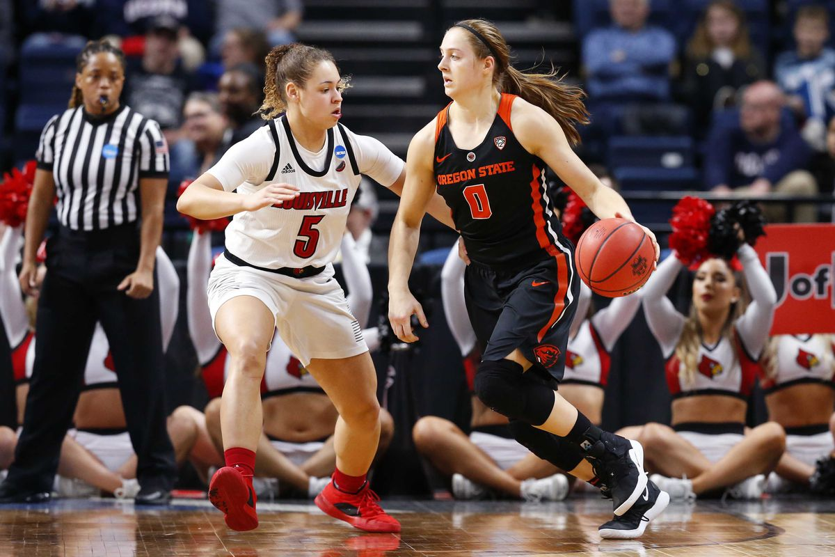 Oregon State Women's Basketball: Beavers Fall in Sweet ...
