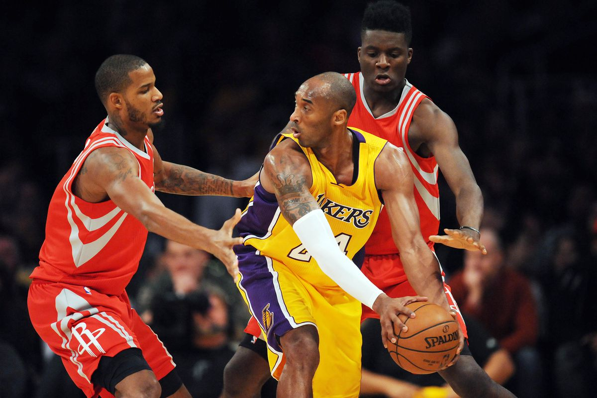 Lakers vs. Rockets final score: Houston shoots L.A. back ...