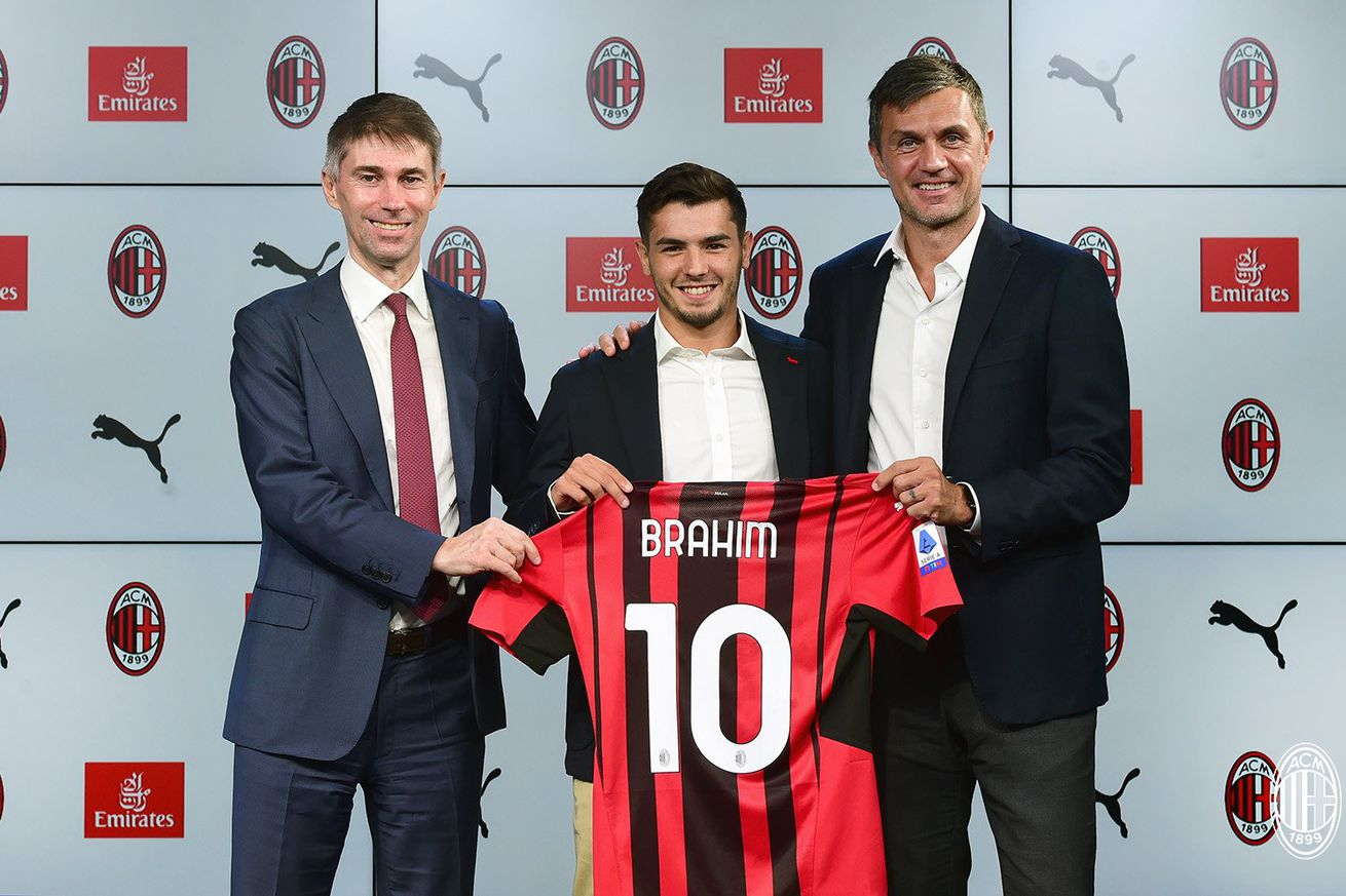 Official: AC Milan Sign Real Madrid Attacking Midfielder On A Two Year Loan
