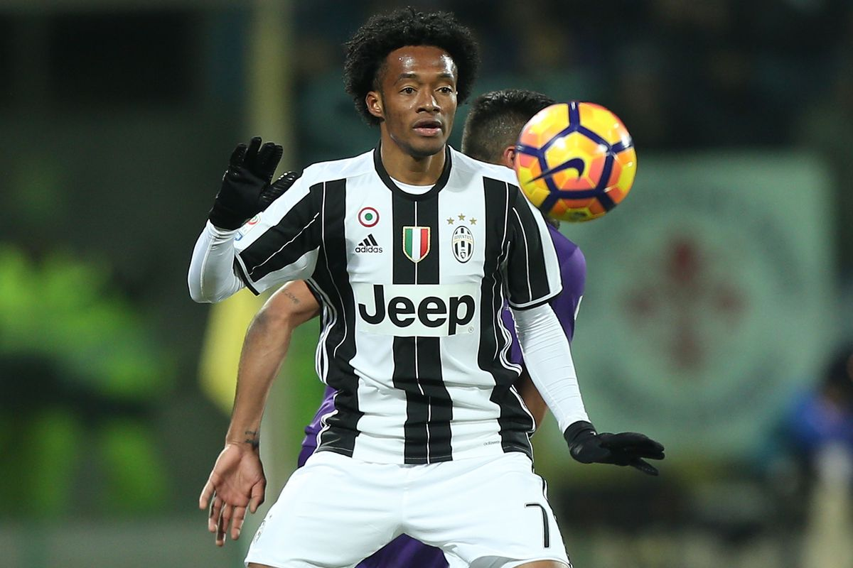 27d938ab089 The crucial role of Juan Cuadrado in Juventus  starting lineup ...