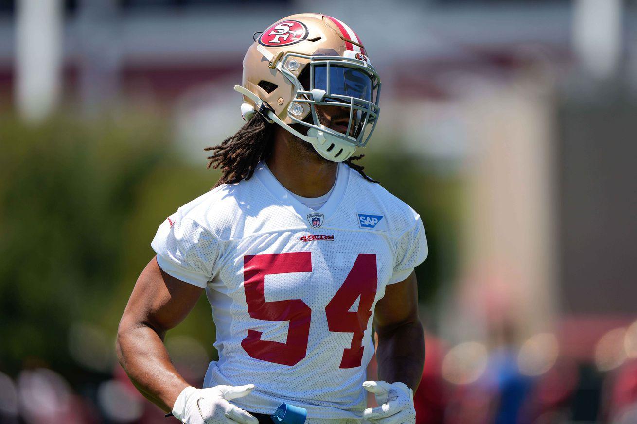 NFL: San Francisco 49ers OTA