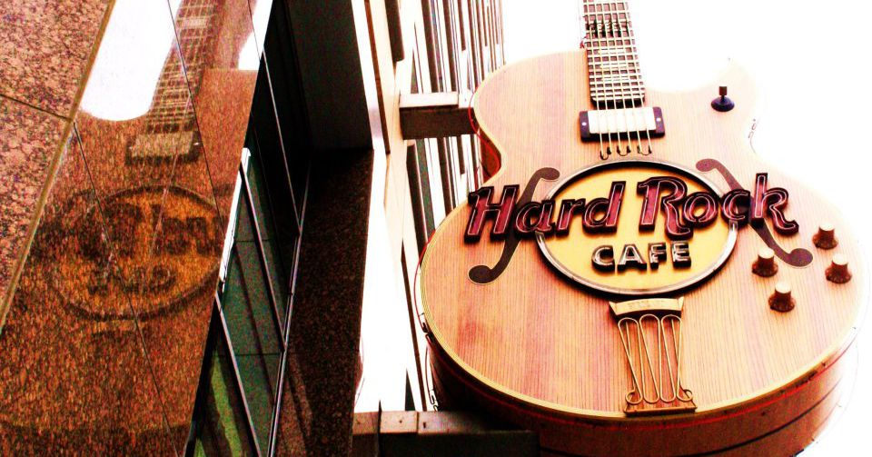Detroit's Hard Rock Cafe Closes in January - Eater Detroit
