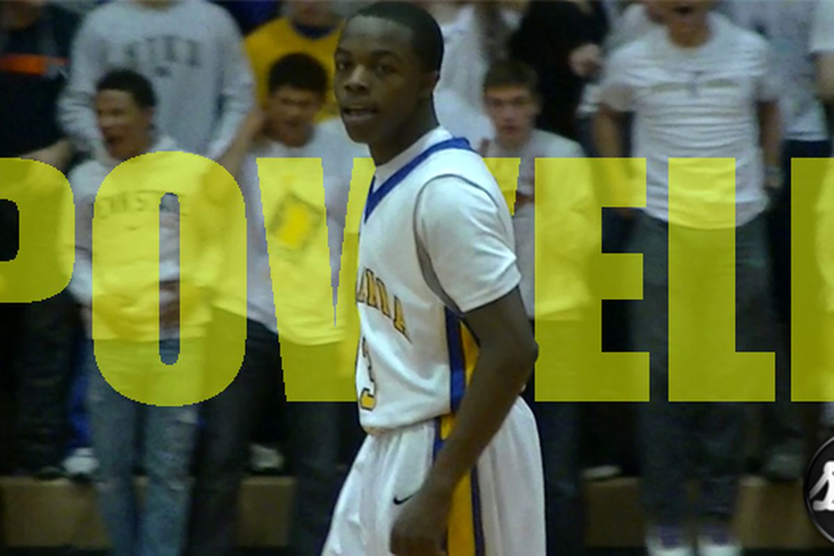 Manny Powell's game-winner with 8.4 seconds pushed Gahanna over Pickerington Central
