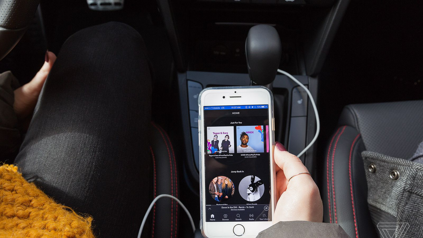 How to stop the same song from autoplaying every time you plug your phone into a car
