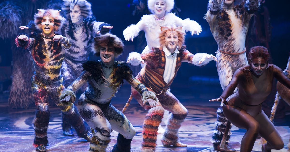 cats the musical is getting a movie  here u2019s why it u2019s so