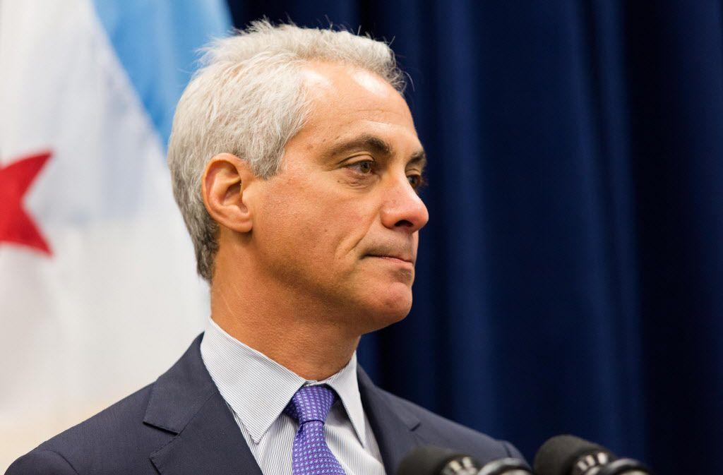 Mayor Rahm Emanuel. | Lou Foglia / Sun-Times
