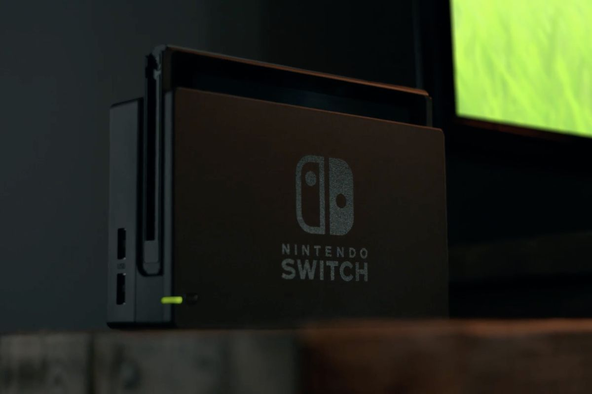 Nintendo Switch tops the U.S.  sales charts once again