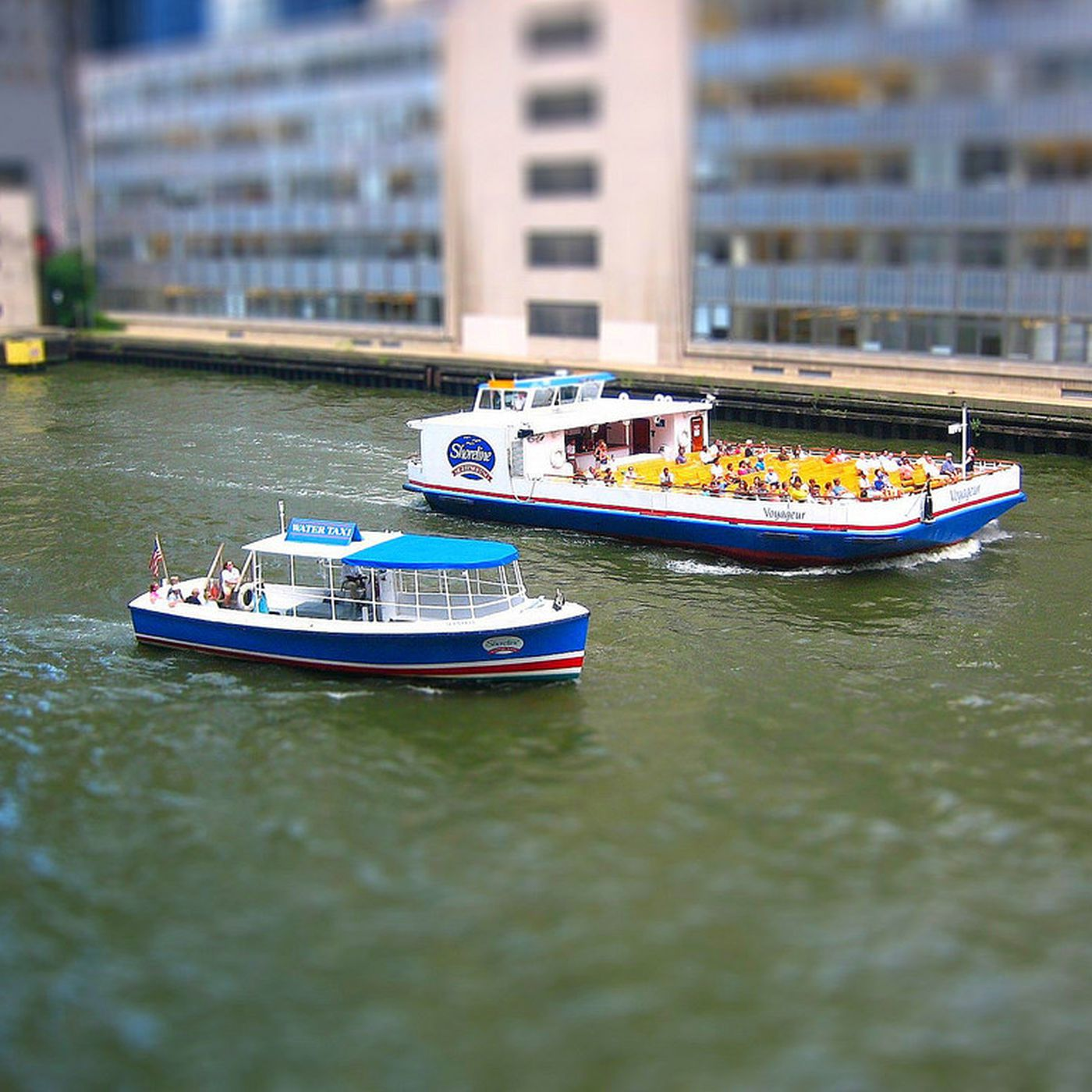 Architecture Boat Tour   Chicago S Architectural River Cruise Named Most Popular Tour